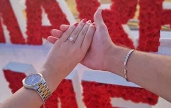 הצעת נישואין אינטמית