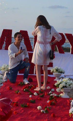 מציע נישואין