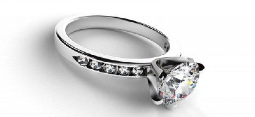 טבעת אירוסין מיהלומי מעבדה
